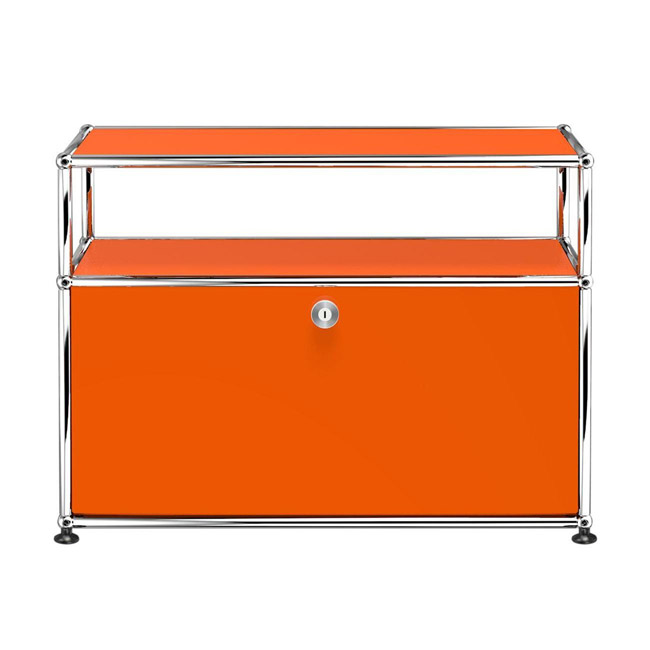 [USM Haller][1월입고예정] Container With Shelves & Folding Board