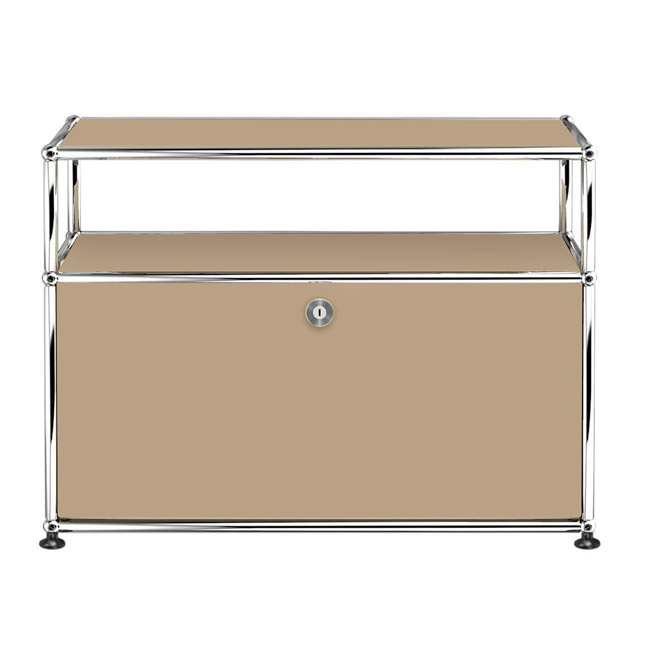 [USM Haller] Container With Shelves & Drawer