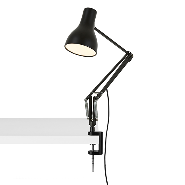[Anglepoise/앵글포이즈] Type 75 Lamp with Desk Clamp // 타입 75 램프 위드 데스크 클램프