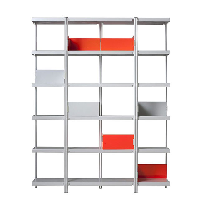 [Driade/드리아데] zigzag structure and shelves