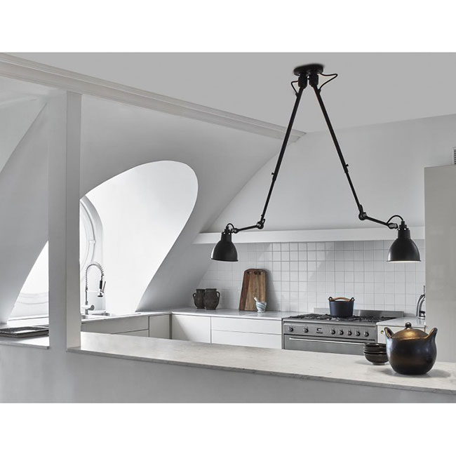 [DCW Editions] LAMPE GRAS - N°302 DOUBLE (customize)
