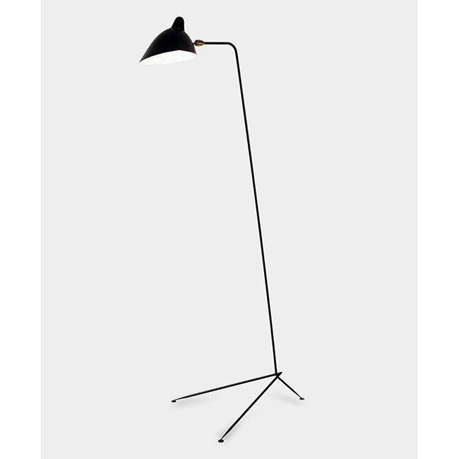 [Serge Mouille/세르주 무이] Standing lamp 1 arm (2 colors)