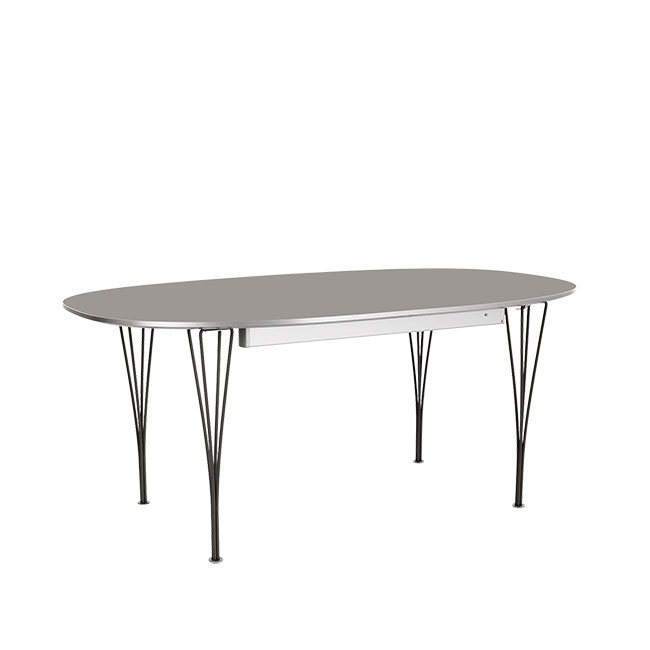 [Fritz Hansen/프리츠한센] Super-Elliptical extension table (B620, 100x170/270)