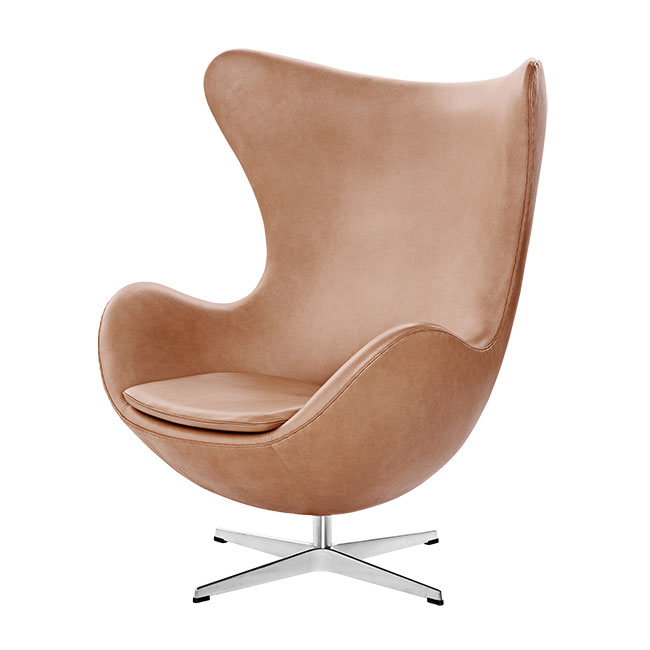 [Fritz Hansen/프리츠한센] EGG Lounge chair (Leather)